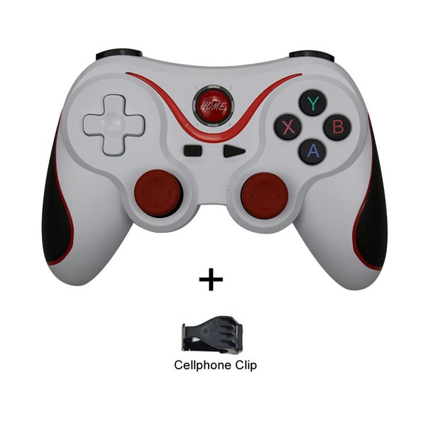 Wireless Bluetooth 3.0 Android Gamepad T3/X3 Game Controller Gaming Remote Control For Win 7/8/10 For Smart Phone Tablet TV Box