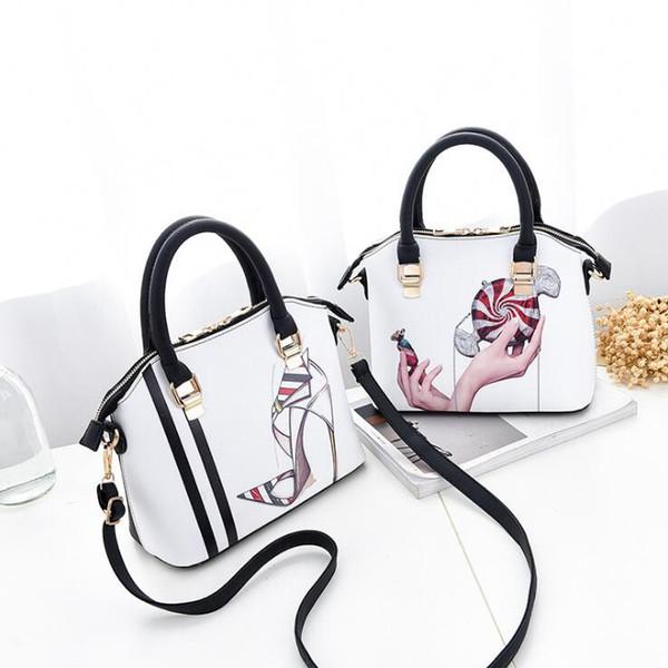 Senhoras da Moda do vintage Bolsas Mulheres Messenger Bags TotesBolsa Designer Crossbody Bolsa de Ombro Boston Sacos de Mão Venda Quente Frete grátis