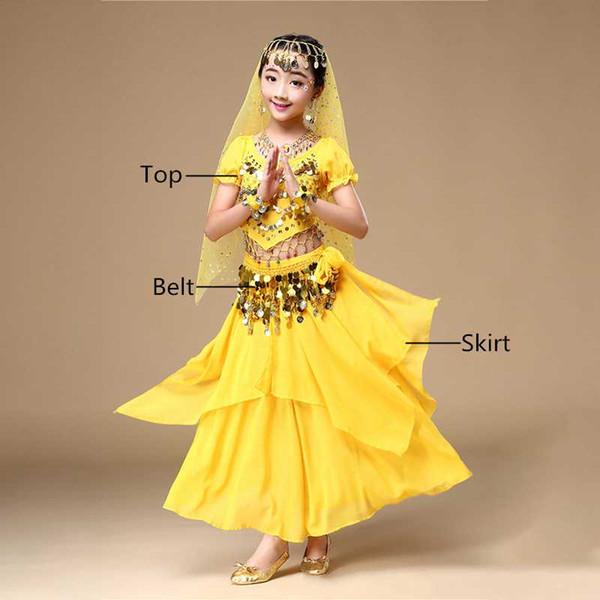 sarı 3pcs