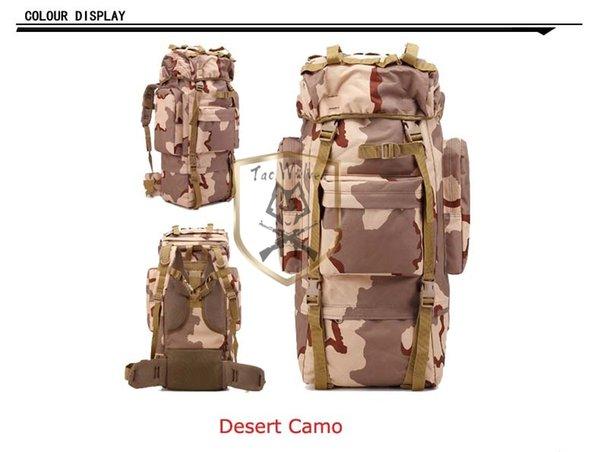 # 3 de Camo do deserto