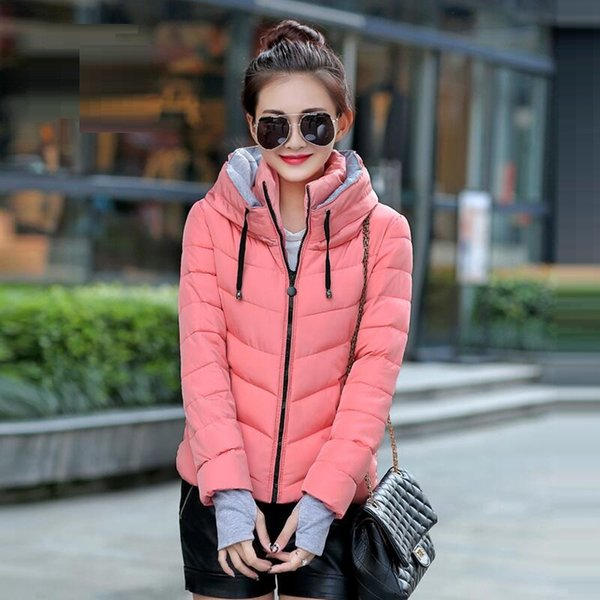 Hooded pink