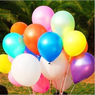 Pearl Latex Balloons Inflatable Multicolor Balloon Novelty Kids Toys Fashion Beautiful Birthday Party Wedding Supplies Decorations LT634