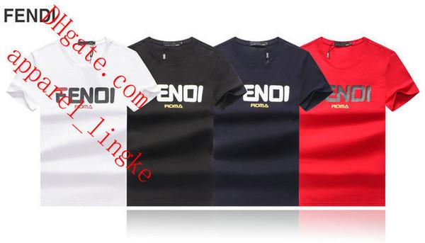 2019 новые мужские брендовые футболки Survétements de Marque для Hommes Футболки Homme Спортивный костюм Мужская летняя одежда с коротким рукавом CS-11