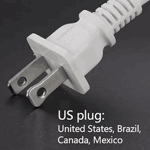 110V ENCHUFE de los EEUU