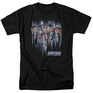 Star Trek The Next Generation Beam Us Up Licensed Adult T Shirt