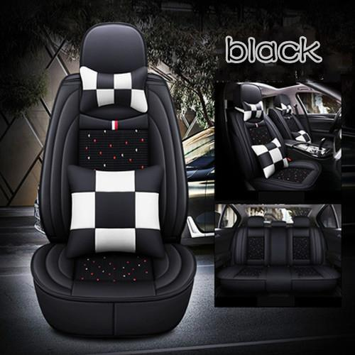 comfortable and breathable Ice silk summer car mat four season general car interior accessories car seat cover