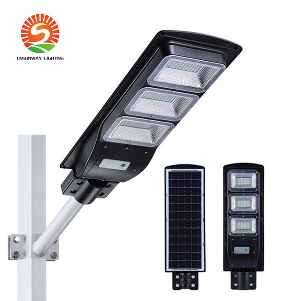 Upgraded Solar Light 20W 40W 60W LED security light Waterproof Outdoor Landscape Lights Auto On/Off for Yard Garden Driveway Pathway