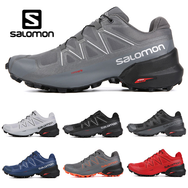 salomon speedcross 3 schwarz orange black