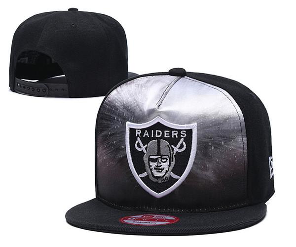 Марка Бейсболки Вышивка Мужская шапка Мода светоотражающие Стиль Рейдеры Спорт S