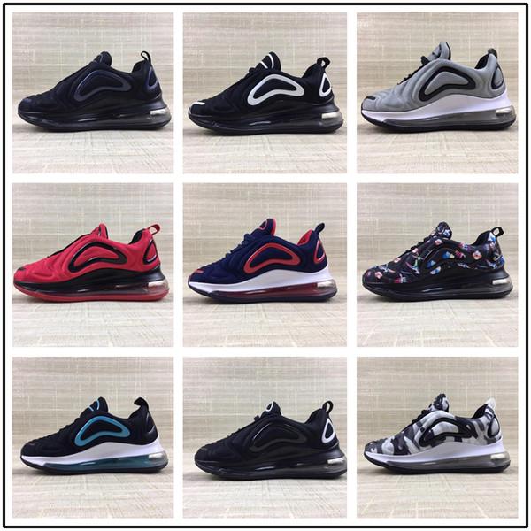 2019 venta caliente de los zapatos de la marca Presto niños ocasional deporte muchachos del niño y las zapatillas de deporte de Niños que se ejecutan para el azul de los niños