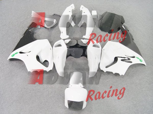 High quality New ABS motorcycle fairings fit for kawasaki Ninja ZX7R 1996-2003 ZX7R 96 97 98 99 00 01 02 03 fairing kits custom white