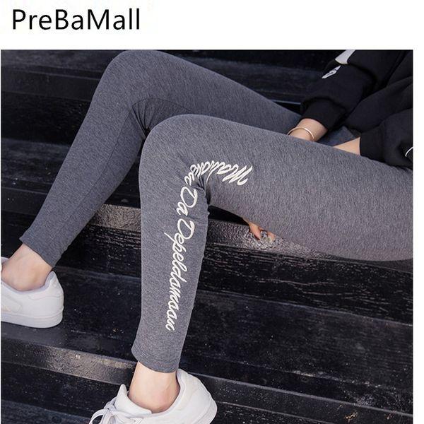 Moda Nakış Tayt İnce Tayt Polyester V-Bel Jeggings Sıcak Kadınlar Kalem Pantolon Push Up D01
