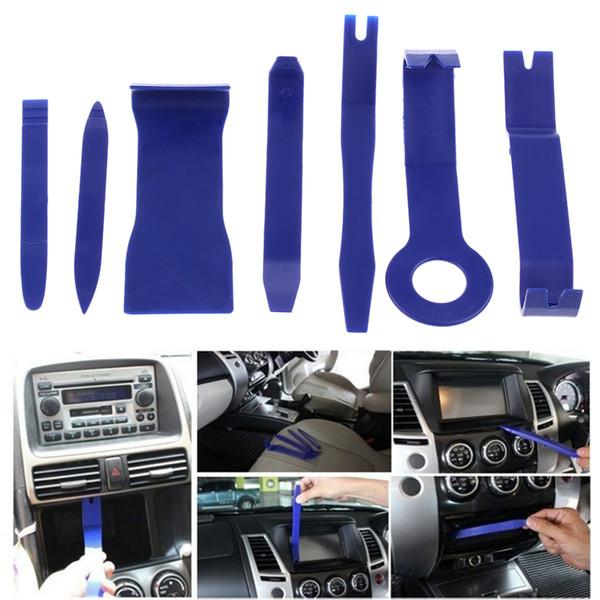 7Pcs Hot Useful Car Interior Exterior Dash Moulding Trim Audio GPS Door Panel Open Removal Tool