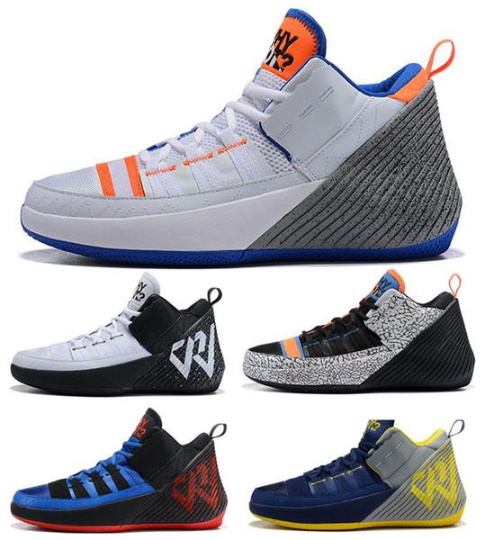 2019 Alta calidad ¿Por qué no Zer0.1 0.2 v2 II Retro zapatos de baloncesto de los hombres Entrenamiento deportivo Correr Skate board sneakers botas zfmall