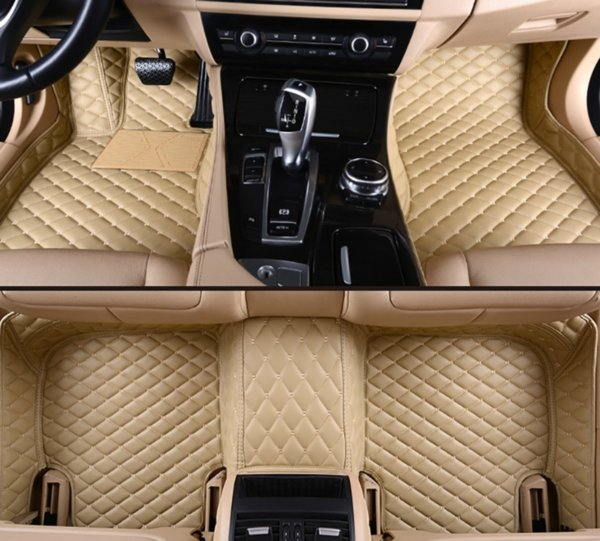 For Chevrolet Lova 2006-2010 year car mat luxury surrounded by indoor lesistant environmentally friendly carpet