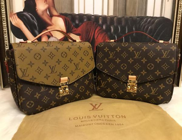real photo 2019 New Fashion Messenger Bag Chains Shoulder Bag Female Rivets Transparent Square PU Handbag