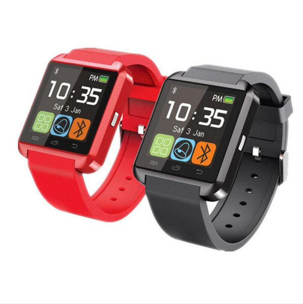 U8 color screen touch smart watch music call step count sleep monitoring camera alarm clock Bluetooth FOR: IPHONE Samsung Huawei
