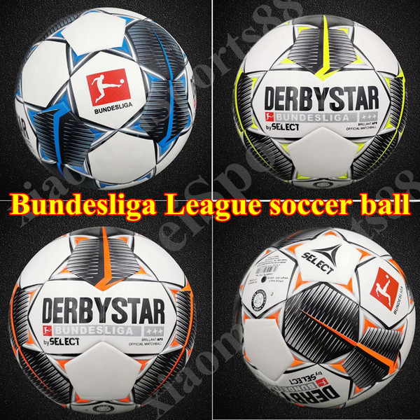 best selling new Bundesliga League match soccer balls Merlin ACC football Particle skid resistance game training Bundesliga League Soccer Ball size 5