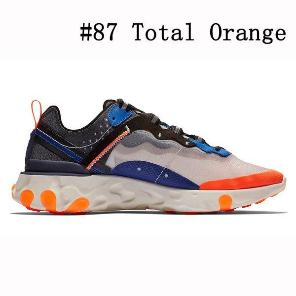 #87 Total Orange