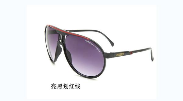 Sonnenbrillen Frauen Marke Designer Neue Mode Sonnenbrillen Schwarz Herren Spiegelglas UV400 Damen Sonnenbrille c31
