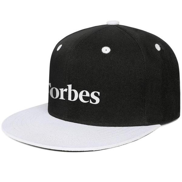 Shawn Mendes Forbes Logo men Flat-along baseball hat cool adjustable women's dance cap customize Hip-hop cap mesh dance hats