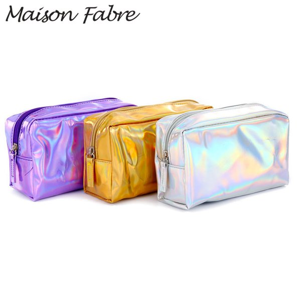 Maison Fabre Bag ladies Colorful wallet PU women coin purse zipper card holder Cosmetic Bag Pouch Phone purses and handbags