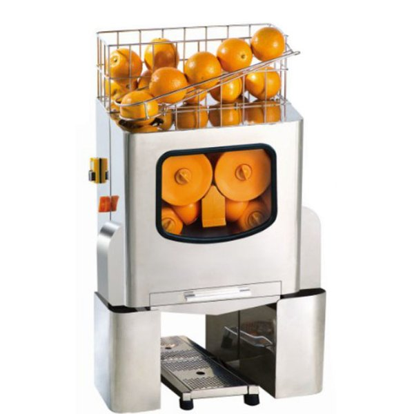 HOT SELLING High Efficiency Commercial Juicer Machine Automatic Stainless Steel Lemon Squeezing Machine Juice Extractor Automatic