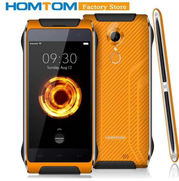 HOMTOM HT20 Pro 4G Smartphone 4.7 inch Android 6.0 MTK6753 Octa Core 1.3GHz 3GB RAM 32GB ROM Fingerprint 13.0MP Camera Cellphone