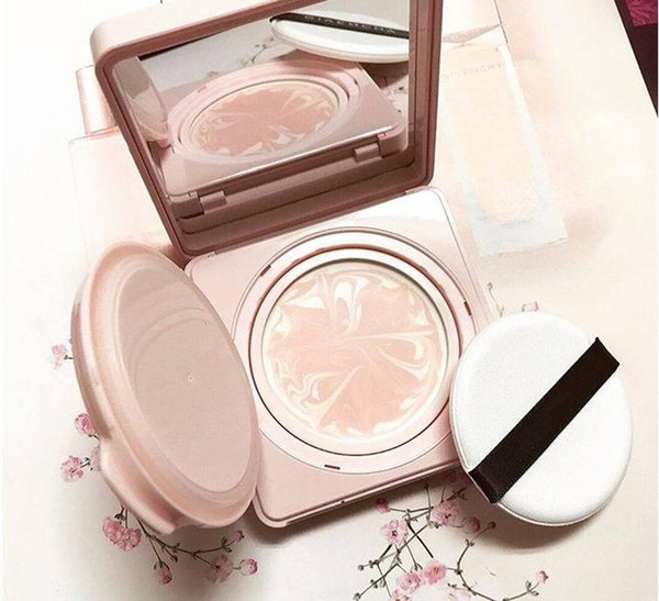 famous Face Makeup L'intemporel Blossom Cushion Day cream BB Cream Concealer Strong Lasting Moisturizing Foundation Creams dhl free shipping
