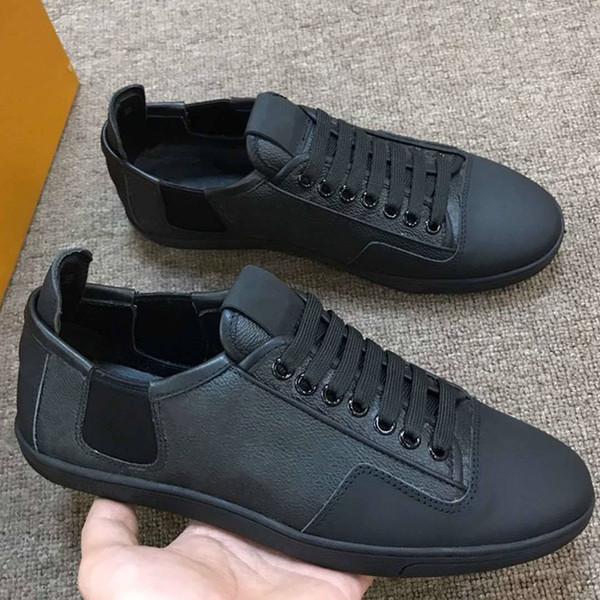 MATCH UP SNEAKER Mens Fashion Designer Shoes de luxe Top qualité lacent Chaussures de sport classique Impression Cuir Casual Chaussures plates Vintage avec boîte