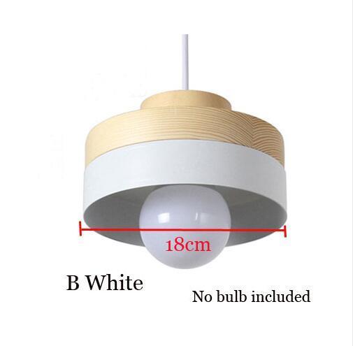 B bianco senza lampadina