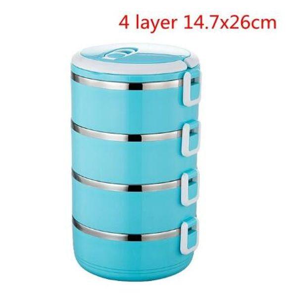 4 레이어 블루