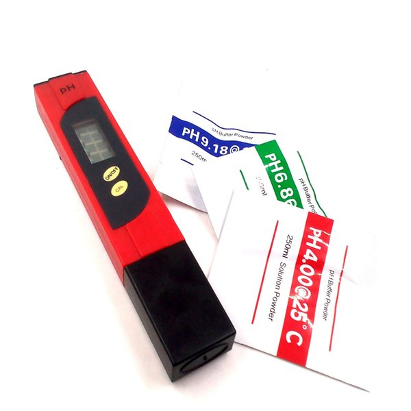 best selling Portable PH meter for soil aquaculture tester PH value testing pen PH detector