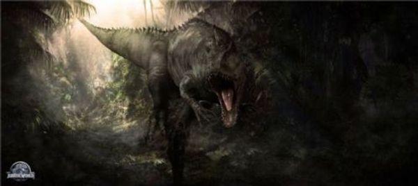 Chris Pratt Dinosaur Moster Movie Poster Art Silk Print Poster 24x36inch(60x90cm) 0189