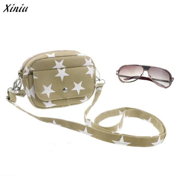Cheap Xiniu canvas handbag women messenger bags five-pointed star printing travel hinking ladies handbags bolsa feminina #0