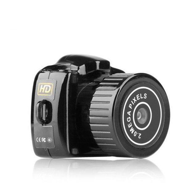 2019 Mini Camera HD Video Audio Recorder Webcam Y2000 Camcorder Small DV DVR Security Secret Nanny Car Sport Micro Cam with Mic STY160