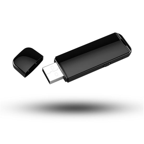 USB Mini Voice Recorder Digital Record 8GB//16GB Small Drive Audio Recording
