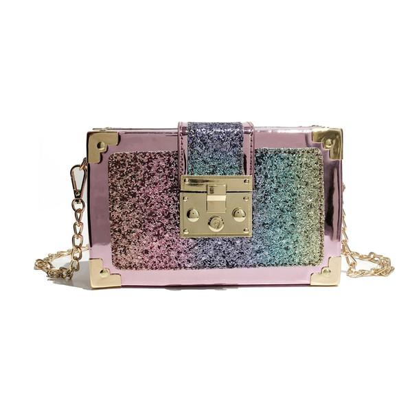 Высокое качество Бесплатная доставка DHL или EMS многоцветная коробка из натуральной кожи сумки женщины классические сумки на ремне