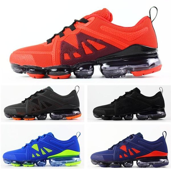 2018 Vapors Wholesale Sneakers Shoes Men Black White Red Trainers Tennis 2018 2.0 Shoe Women Designers Sports Athletic Maxes Shoes 36-45