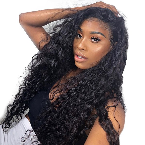 best selling Loose Wave 360 Lace Frontal Wig Pre Plucked 150 Density Lace Front Human Hair Wigs Glueless Full Ending Lace Wig Dolago