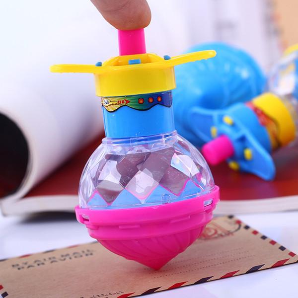 Novo brinquedo das crianças giroscópio atacado luminescente velocidade extrema giroscópio mercado da noite terreno venda brinquedos fábrica de yiwu