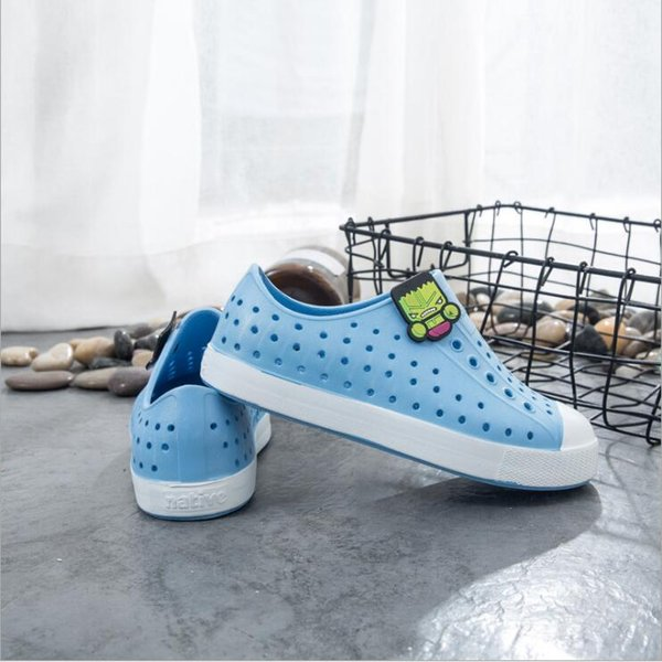 1 US, Blue Holees Unisex Kids Original Kids Shoes