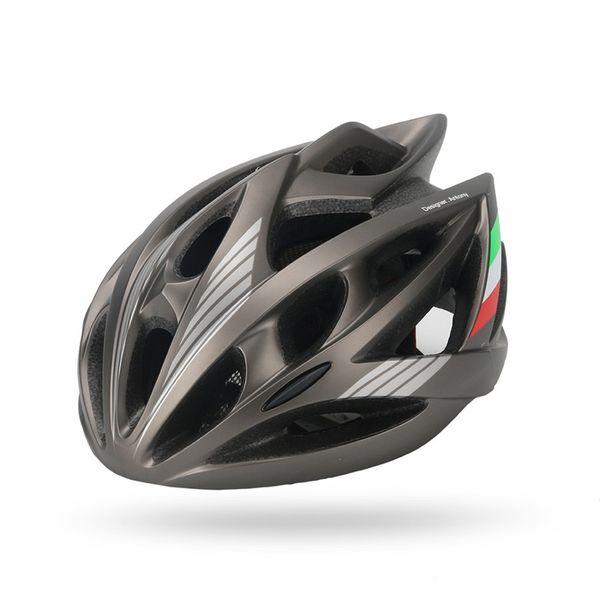2019 Cycling Helmet Matte Mens women black Bicycle Helmet Professional MTB Road Mountain Racing Bike IN-MOLD Safely Cap