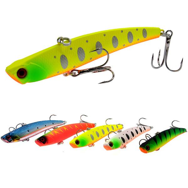 Fishing VIB Lure Long Cast Vibration Sinking Hard Bait 26g/9.5cm Artificial Lures Tackle Sale