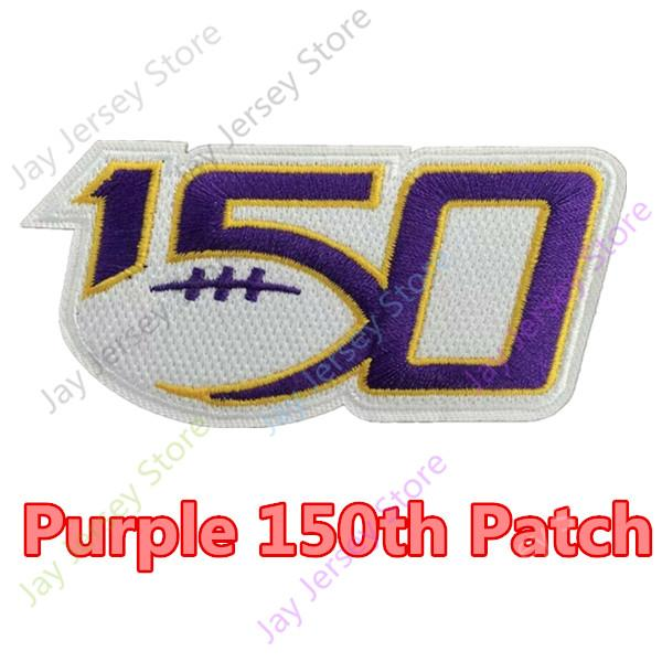 purple 150 patch