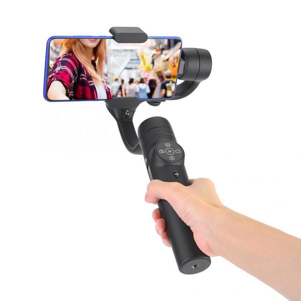 3 estabilizador Handheld da suspensão da câmera do telefone móvel da Anti-agitação da linha central inteligente para o telemóvel
