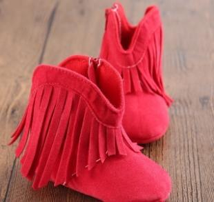 # 4 술 유아 신발