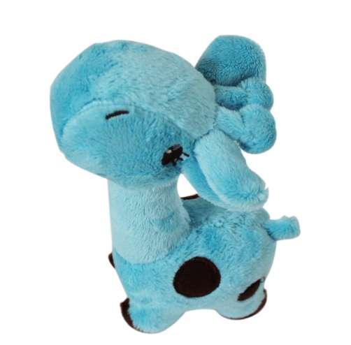 17 * 5 cm Karikatür Geyik Şekli Peluş Köpek Oyuncak Yavru Ses Chew Oyuncaklar