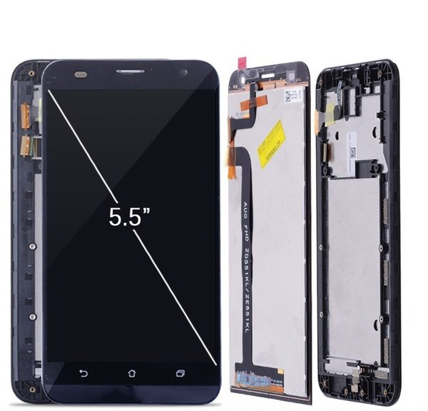 """5.5"""" ORIGINAL LCD for ASUS Zenfone 3 Laser ZC551KL LCD Display Touch Screen Digitizer Replacement Parts ZC551KL LCD Display"""