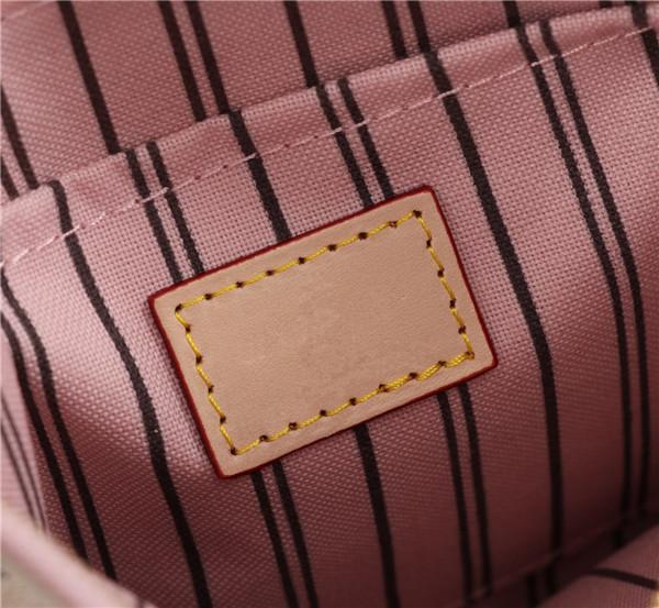 화이트 격자 + 핑크